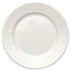 """Side Plate 6.5"""" Plain White (packs of 10)"""