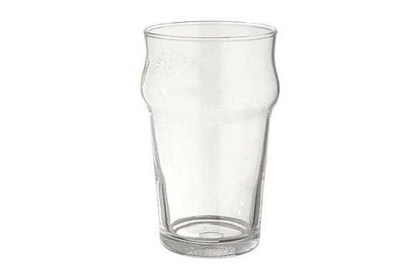 Beer Glass 1/2 pint (straight)