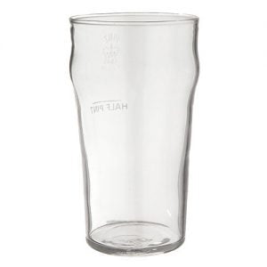 Beer Glass 1 pint (straight)