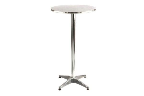 "Poseur Table 43"" tall"