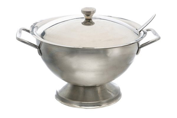 Soup Tureen 10 Pint Stainless Steel