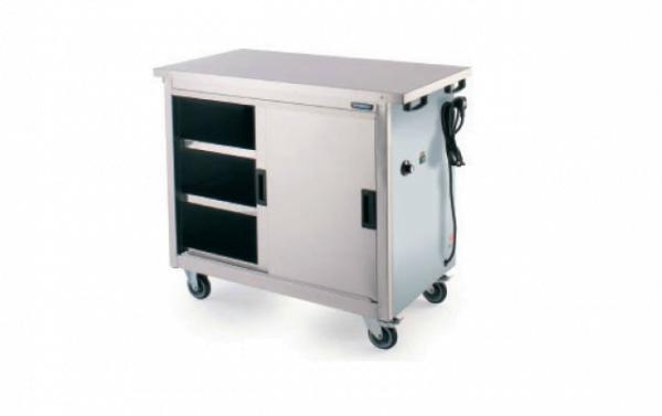 Hot Cupboard Medium 3 Shelf