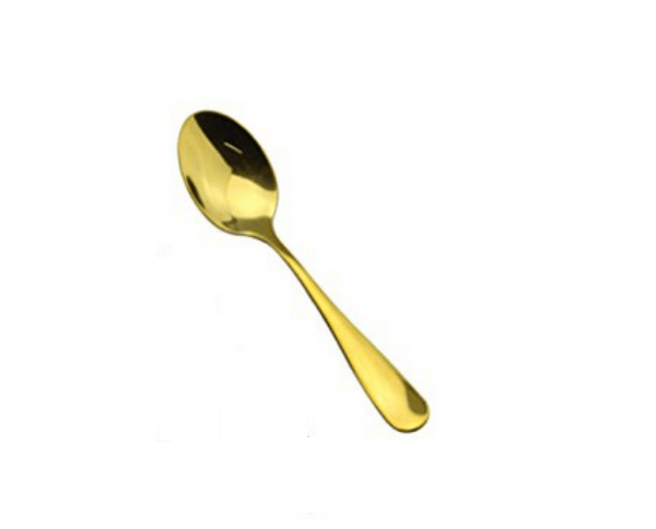 Tea Spoon Gold (Packs of 10)