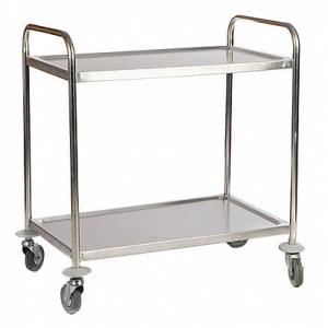 Service Trolley 2 Shelf