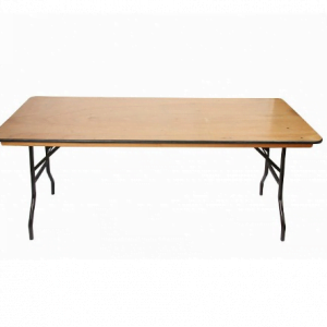 Banqueting Table 6' x 4'