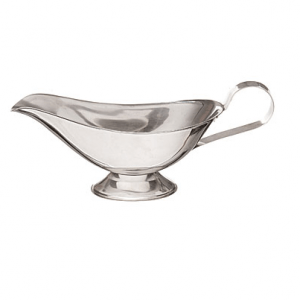 Sauce Boat Stainless Steel
