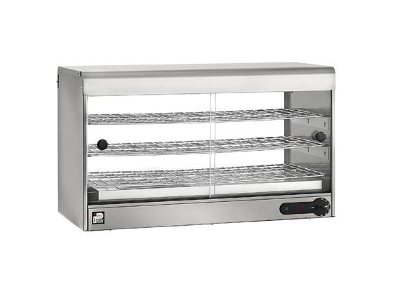 Heated Display Cabinet Medium