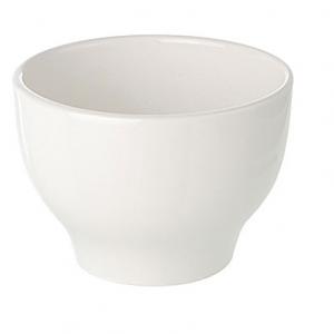 Sugar Bowl Plain White