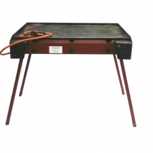 Barbecue 3' x 2' Solid Top - L.P. Gas